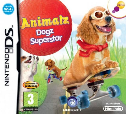 Animalz Dogz Superstar Nds