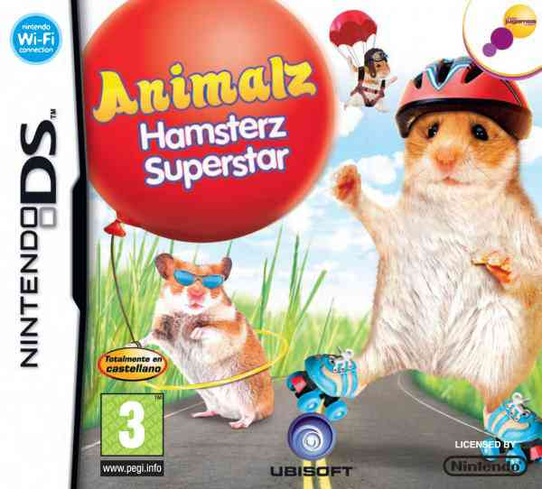 Animalz Hamsterz Superstar Ds Nds