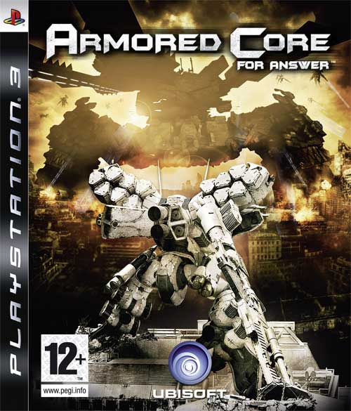 Ver ARMORED CORE 4 ANSWER PS3