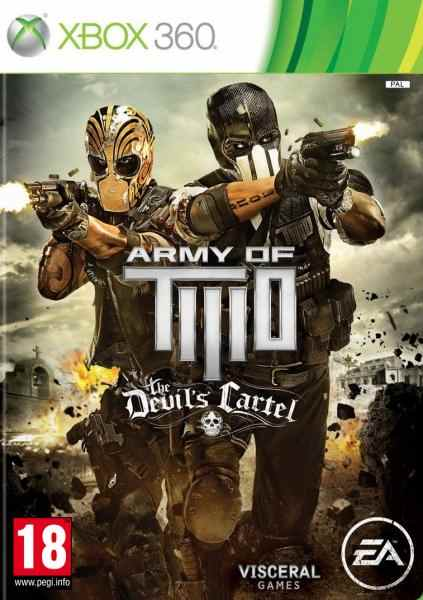 Army Of Two Devils Cartel X360