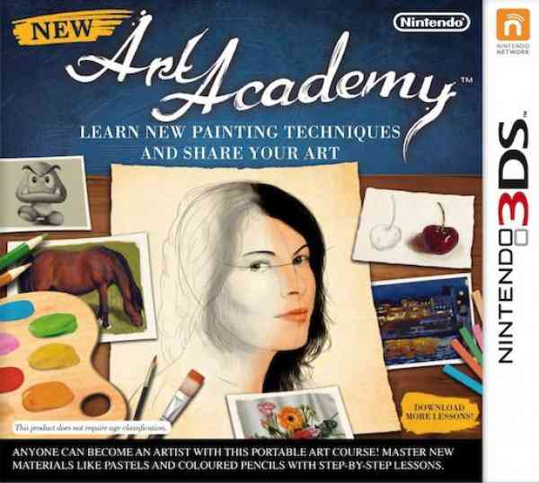 Ver ART ACADEMY 3DS