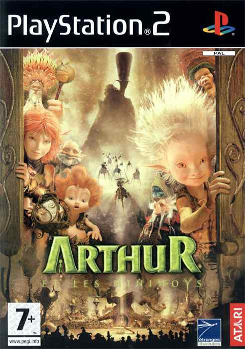 Arthur And The Minimoys Ps2