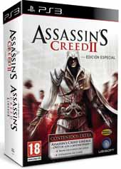 Assassins Creed 2   Dvd Lineage Ps3