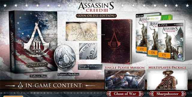 Assassins Creed 3 Join Or Die X360