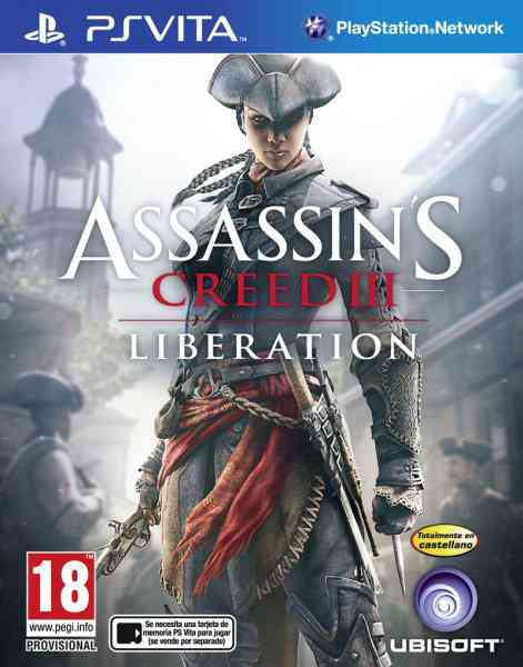 Ver ASSASSINS CREED 3 LIBERATION PSVITA
