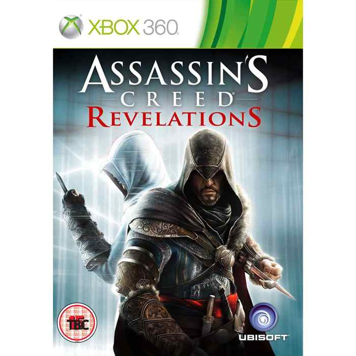 Assassins Creed Revelations Best Seller X360