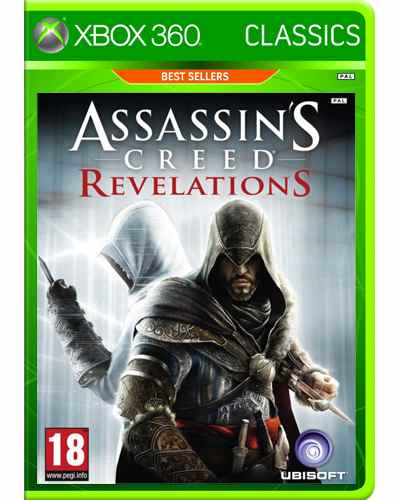 Ver ASSASSINS CREED REVELATIONS CLASSICS 2 X360