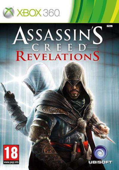 Assassins Creed Revelations X360