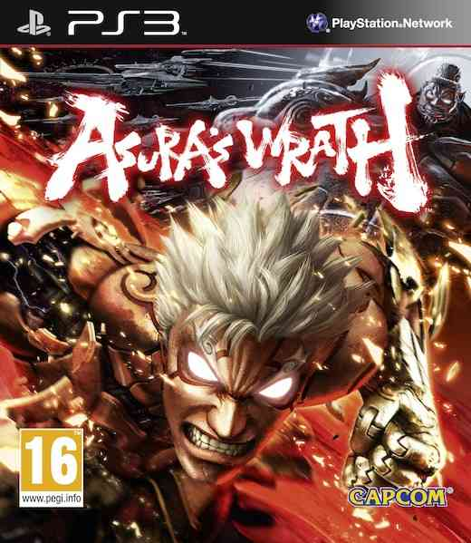 Asura S Wrath Ps3