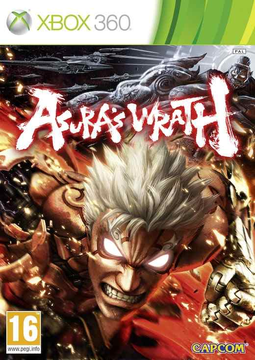Asura S Wrath X360