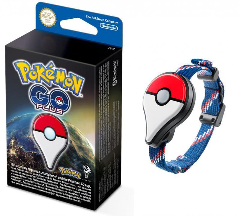 Accesorio Pokemon Go Plus