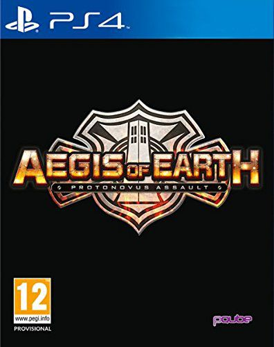 Ver Aegis Of Earth Protonovus Assault Ps4
