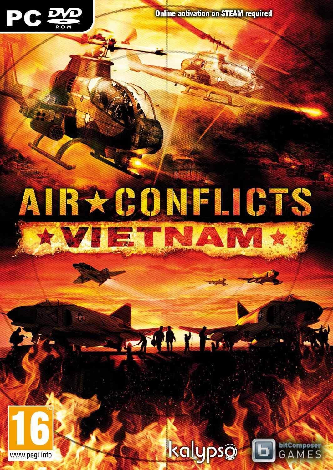 Ver Air Conflicts Vietnam PC