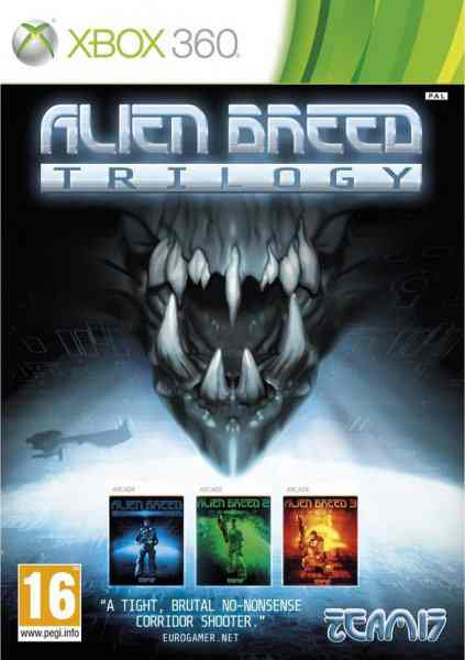 Alien Breed Trilogy X360