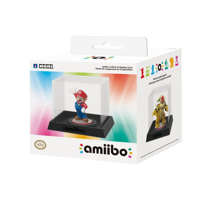 Ver Amiibo Collect Display Case Hori
