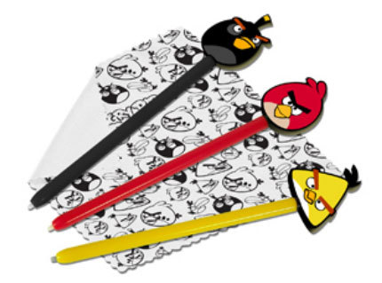 Angry Birds Pack 3 Stylus 3ds
