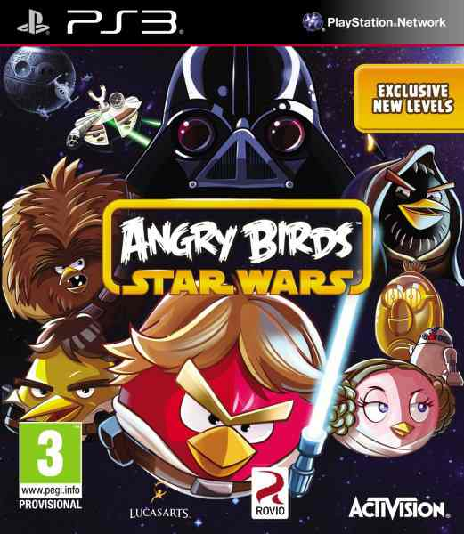 Ver Angry Birds Star Wars Ps3