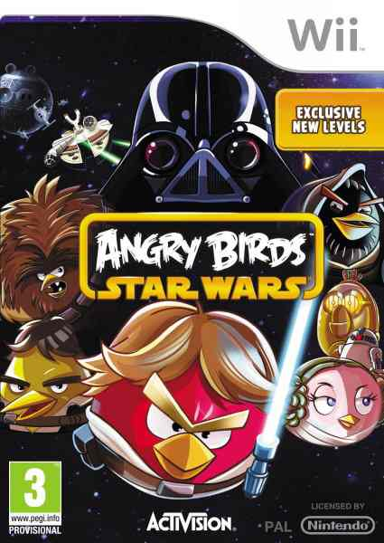 Ver Angry Birds Star Wars Wii