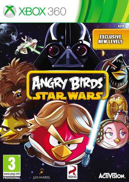 Angry Birds Star Wars X360