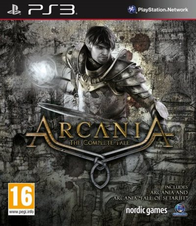 Arcania - Gothic 4 The Complete Tale Ps3