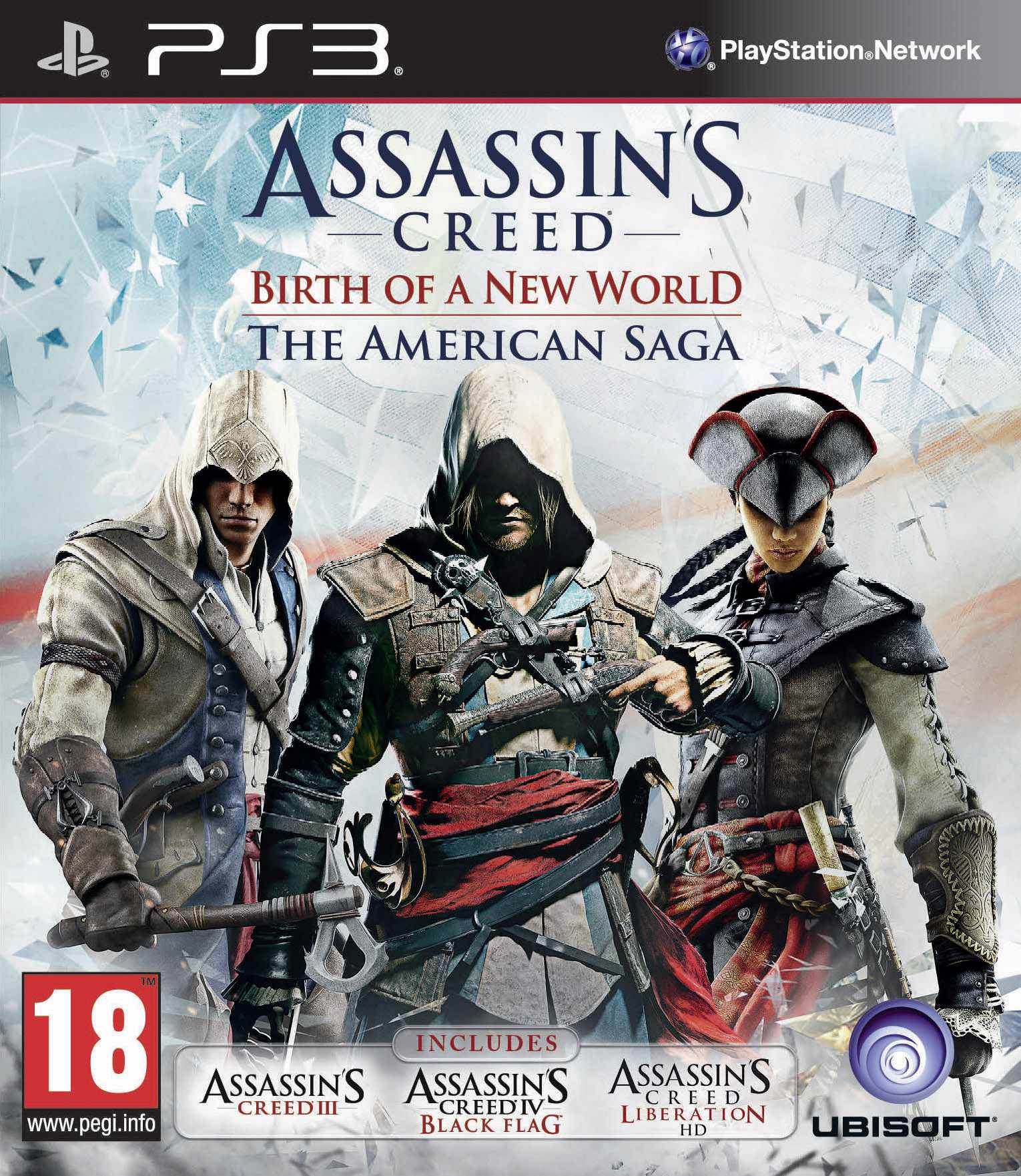 Ver AssassinS Creed Birth Of A New World The American Saga Ps