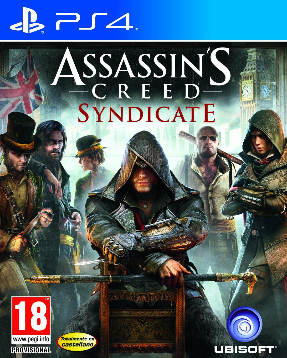 Ver AssassinS Creed Syndicate Ps4
