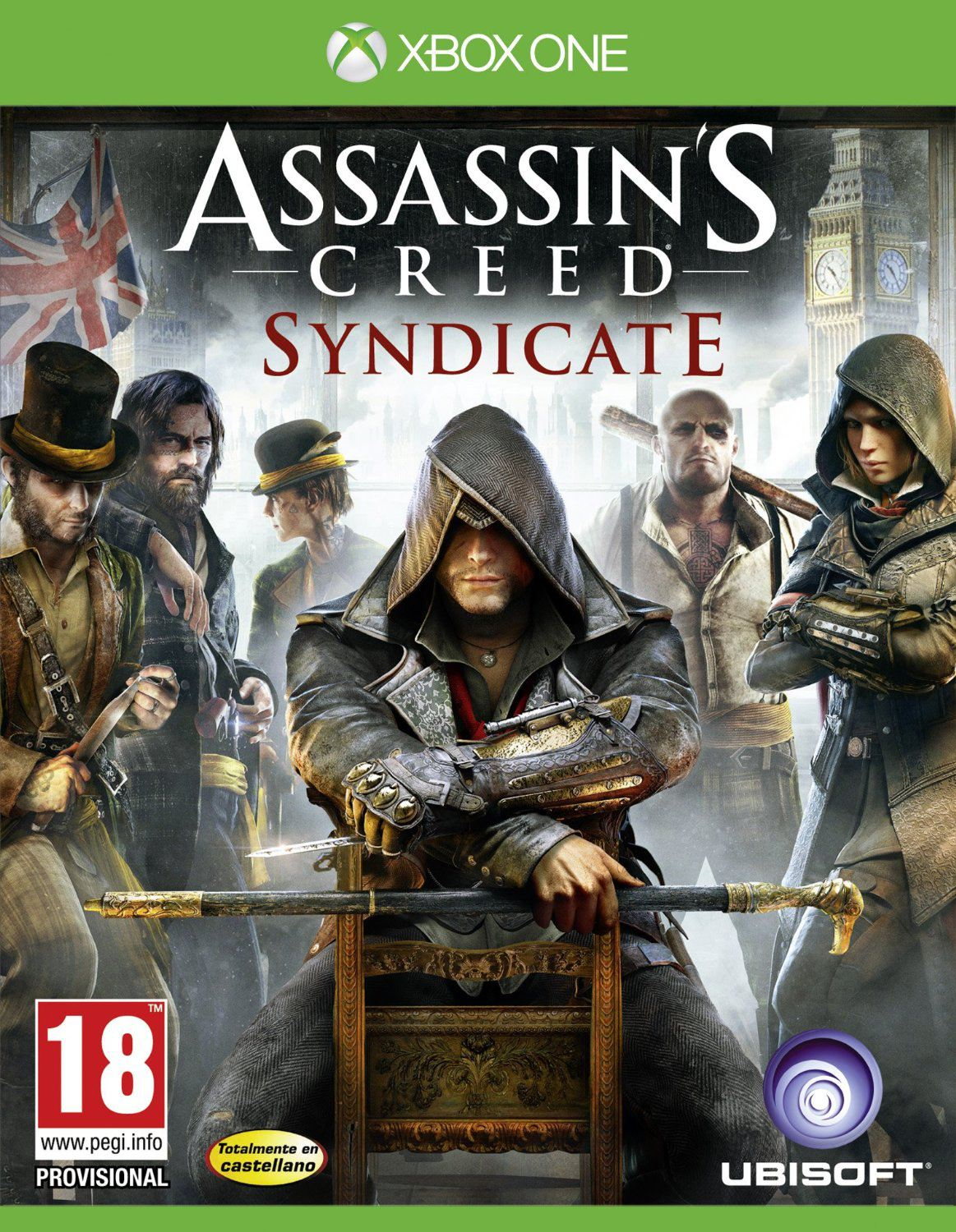Ver AssassinS Creed Syndicate Xbox One