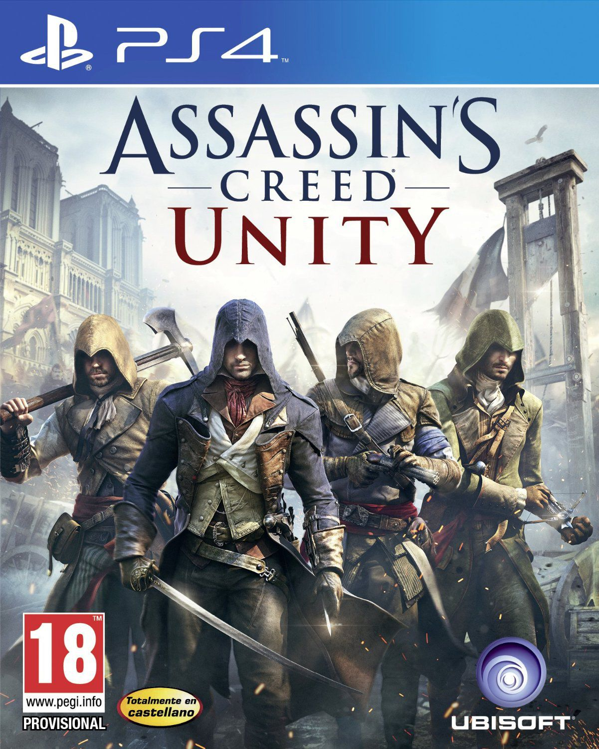 Ver AssassinS Creed Unity Ps4