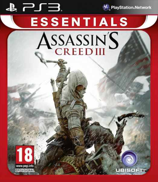 Ver Assassins Creed 3 Essentials Ps3