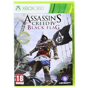 Ver Assassins Creed IV Black Flag Classics Best Seller X360