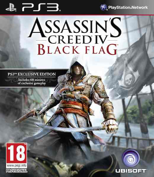 Assassins Creed Iv Black Flag Day 1 Ps3