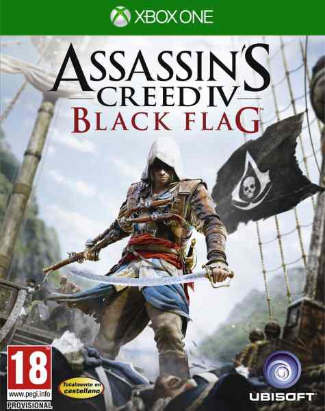Ver Assassins Creed IV Black Flag Xbox One