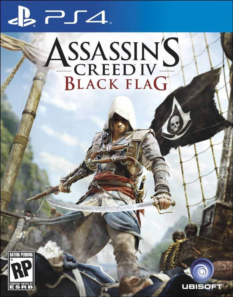 Ver AssassinsCreed 4 Black Flag Ps4