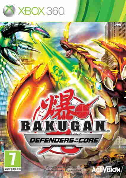 Bakugan Battle Brawler X360