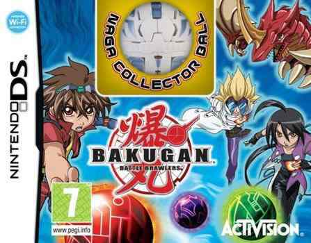Bakugan Battle Brawlers   Esfera Nds