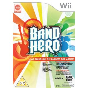Band Hero Sas Wii