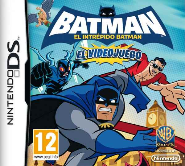 Batman El Intrepido Batman Nds