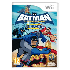 Batman El Intrepido Batman Wii