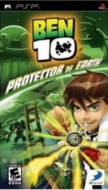 Ben 10 Protector Of Earth Essentials Psp