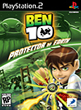 Ben 10 Protector Of Earth Ps2 Esp-pt