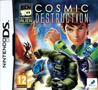 Ben 10 Ultimate Alien Cosmic Destruction Nds