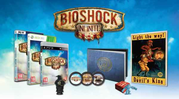 Bioshock Infinite Premium Edition Pc