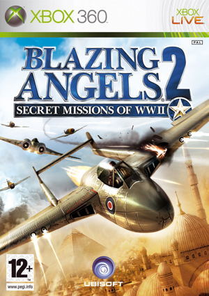 Blazing Angels Secret Missions X360