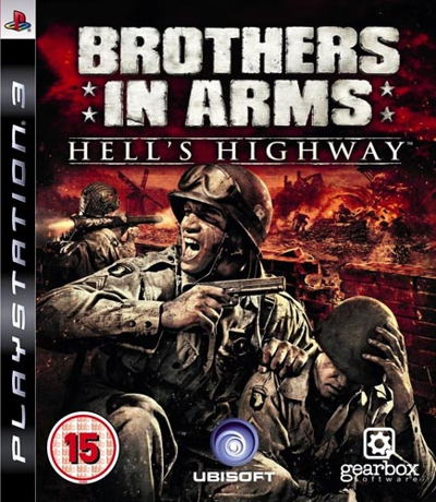 Brothers In Arms 3 Hells Highway Ps3