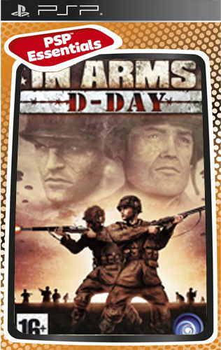 Brothers In Arms D-day Essentials Psp