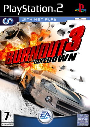 Burnout 3 Takedown  Value Games  Ps2
