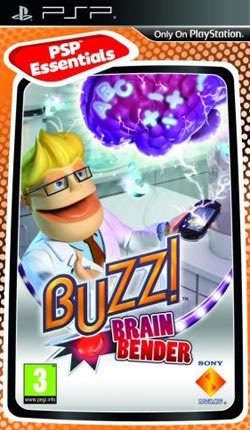 Buzz Brain Of Essentials Psp