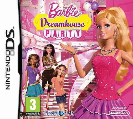 Barbie Dreamhouse Party Nds