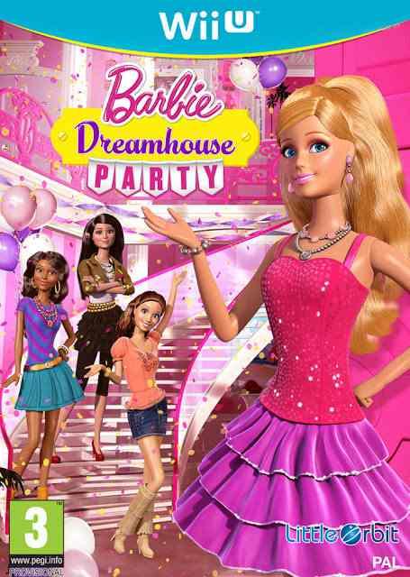Juegos Barbie Dreamhouse Party Wii U Pcexpansion Es
