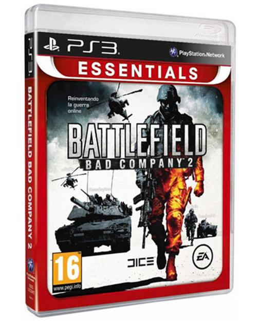 Ver Battlefield 3 Essentials Ps3